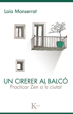 Un cerezo en el balcón - libro de zen