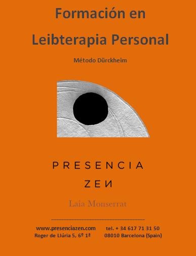 Formacion Leibterapia Personal
